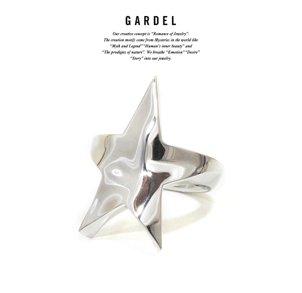 GARDEL GDR-093 Nature Star Ring