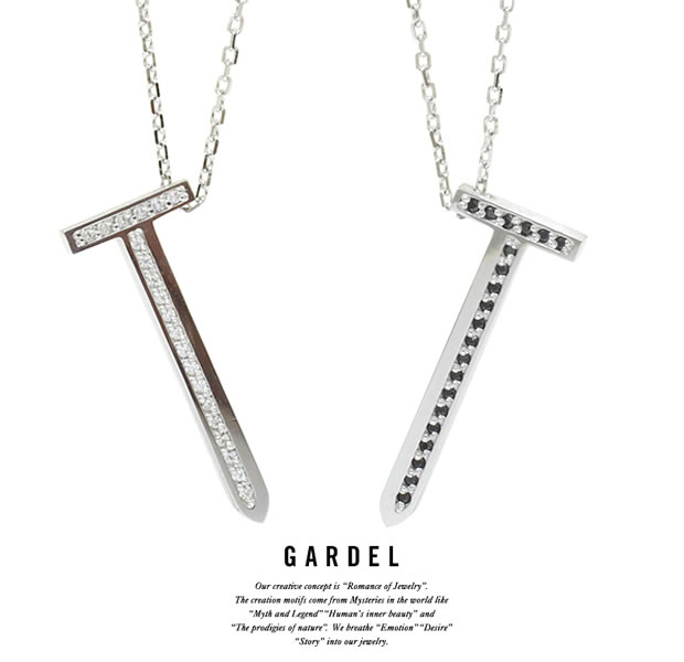 GARDEL GDP-132 TO,ME,Collection Clou Necklace S