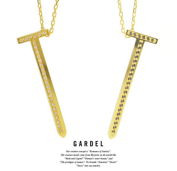 GARDEL GDP-131 K18YG TO,ME,Collection Clou Necklace