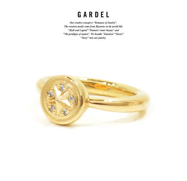 GARDEL GDR-101 K18YG Luce Ring