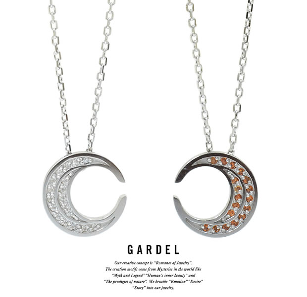 GARDEL GDP-136 TO,ME,Collection Moon Necklace