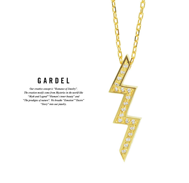 GARDEL GDP-135 K18YG TO,ME,Collection Briz Necklace