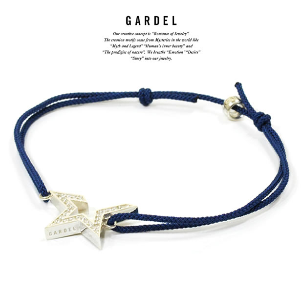 GARDEL GDB-085 Star Anklet