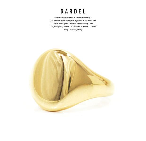 GARDEL GDR-094 K18YG Fascino Ring