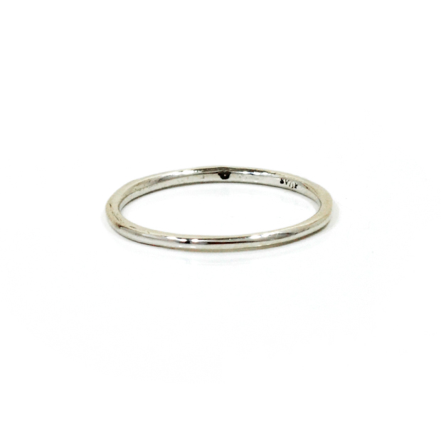 "UNKNOWN. U001 "" NORM "" XS RING / SILVER"