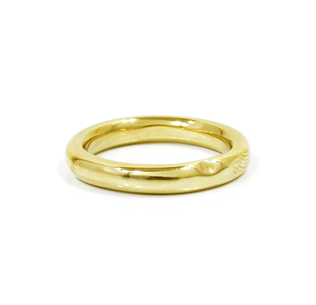"UNKNOWN. U005 "" NORM "" LL RING / BRASS"