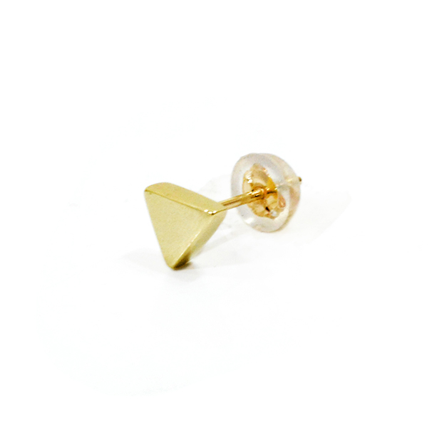 "UNKNOWN. U314 "" TRIANGLE "" PIERCE / K10GOLD"