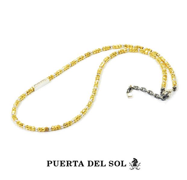 PUERTA DEL SOL NE1046 Necklace 【50cm】