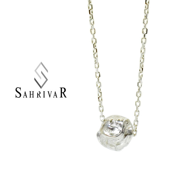 SAHRIVAR SN99S16S Jesus Ball Necklace