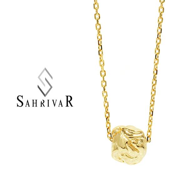 SAHRIVAR SN100B16S Jesus Ball Necklace