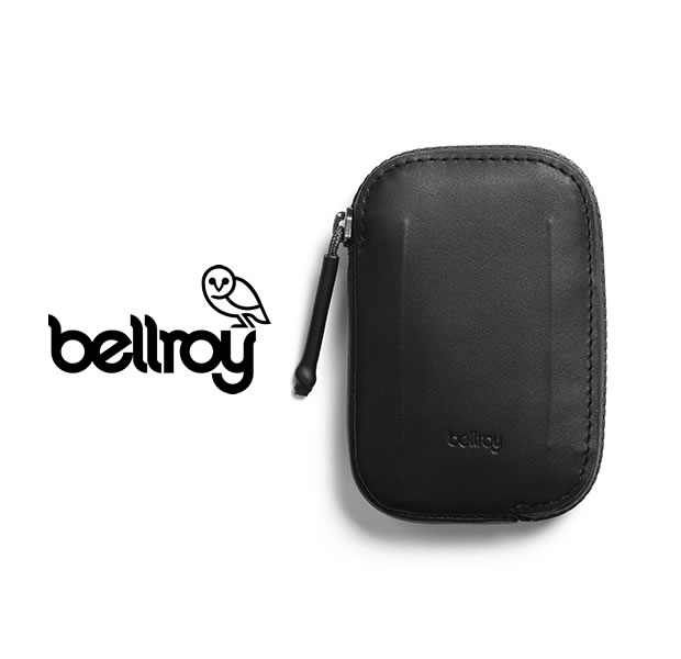 """Bellroy WAWA/BLACK """"ALL CONDITIONS WALLET"""""""