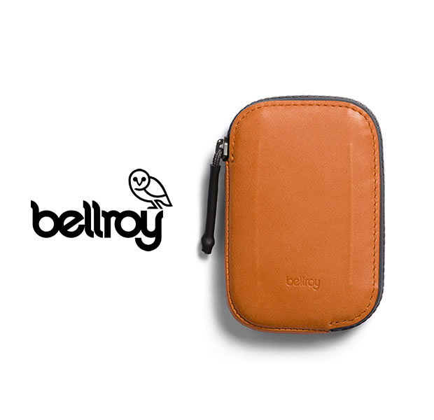 """Bellroy WAWA/ORANGE """"ALL CONDITIONS WALLET"""""""