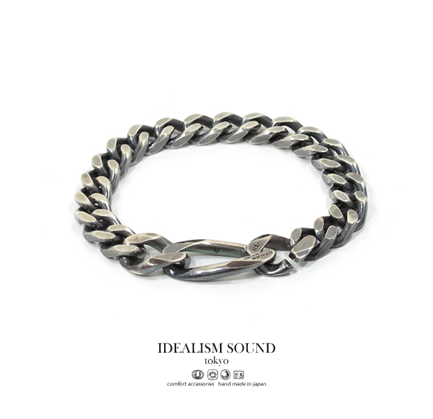 idealism sound No.16020 Link chain bracelet