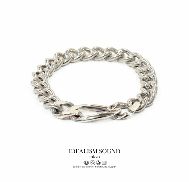 idealism sound No.16021 Link chain bracelet