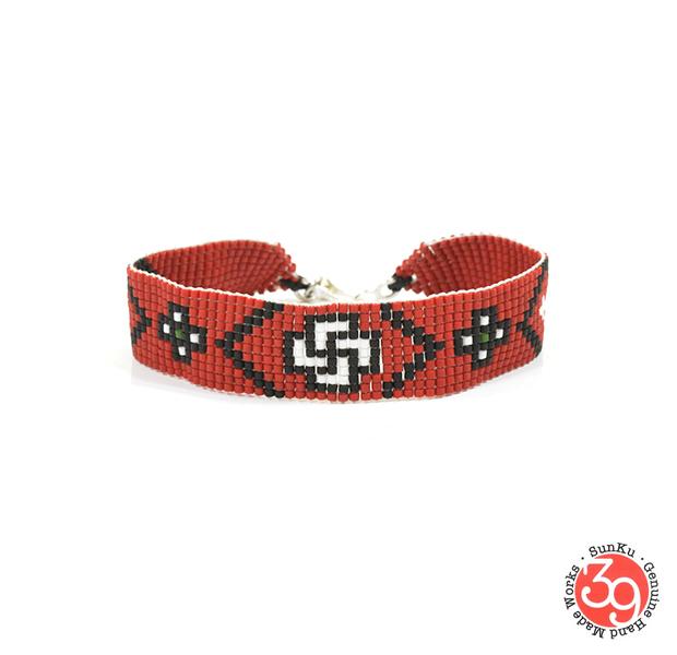 Sunku SK-174 SWK Beads Braid Bracelet