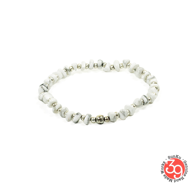 Sunku SK-183 HWL natural Stone Bracelet (S)