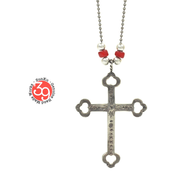 Sunku SK-096 North Cross Necklace