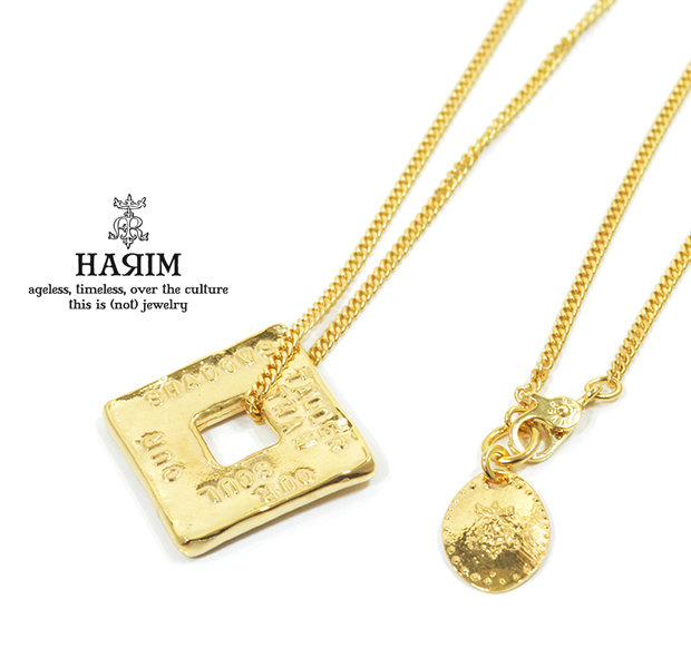 HARIM HRP115GP Stairway to Heaven Square Pendant