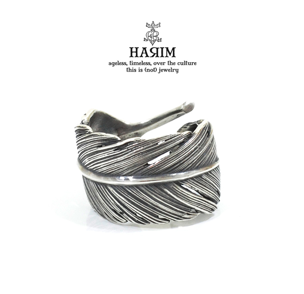 HARIM HRR036SV Feather Ring L
