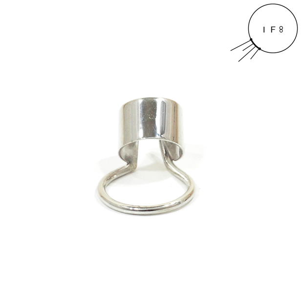 IF8 PK-01 PINKY RING
