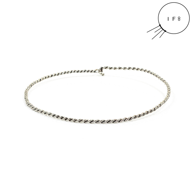 IF8 CH-02 Choker Necklace