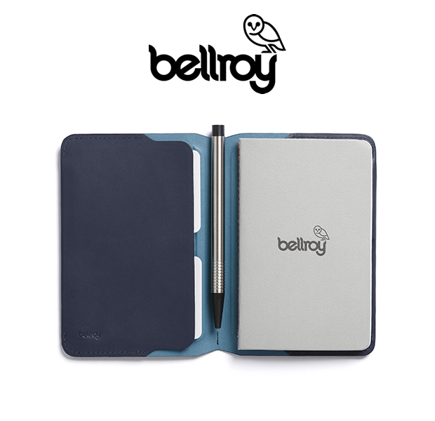 "Bellroy ENCA/BLS ""NOTEBOOK COVER"""