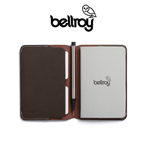 "Bellroy ENCA/JAV ""NOTEBOOK COVER"""