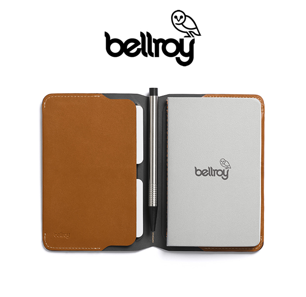 "Bellroy ENCA/CAR ""NOTEBOOK COVER"""