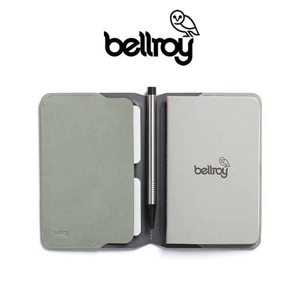 "Bellroy ENCA/EUC ""NOTEBOOK COVER"""