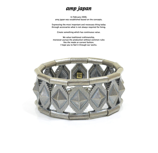 amp japan 16AJK-461 Erasti Bangle -Ortiga-