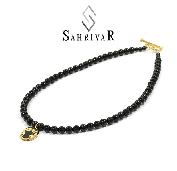 SAHRIVAR SN106S16S Pradatory Necklace
