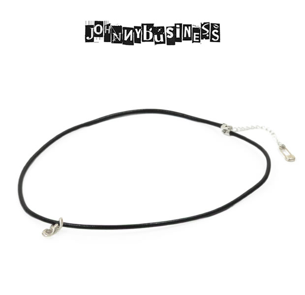 JOHNNY BUSINESS JN19S17S Chain Choker with DIA