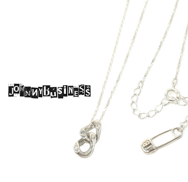 JOHNNY BUSINESS JN15S17S Chain Necklace with DIA