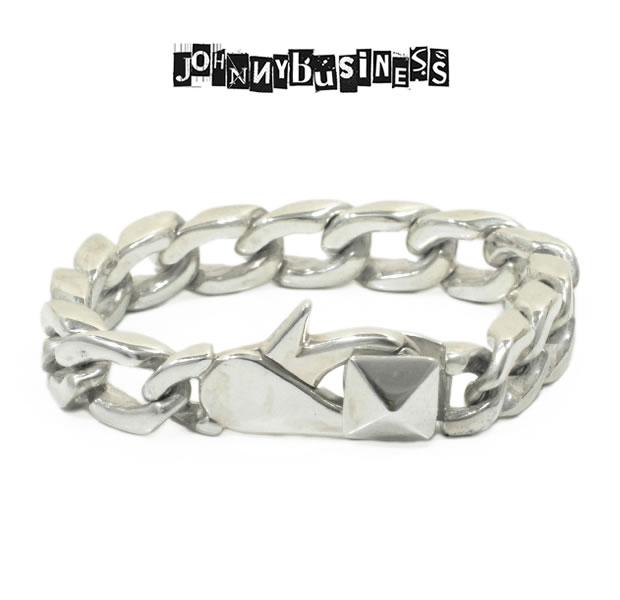 JOHNNY BUSINESS JB04S17S Chain Bracelet