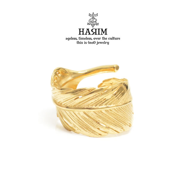HARIM HRR040 GP Feather Ring