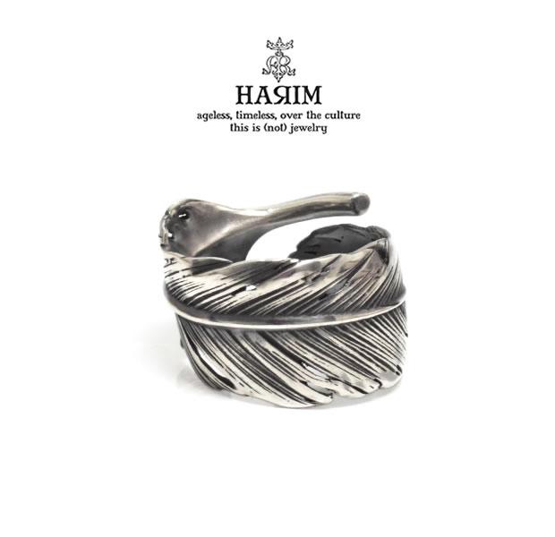HARIM HRR040 BK Feather Ring