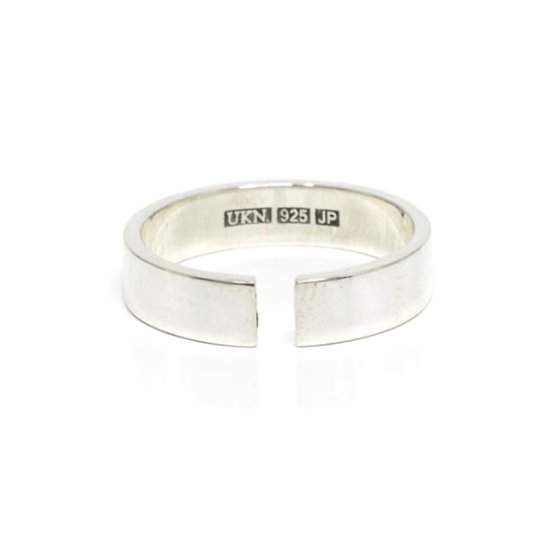 "UNKNOWN. U504 "" FIT "" S RING / SILVER"