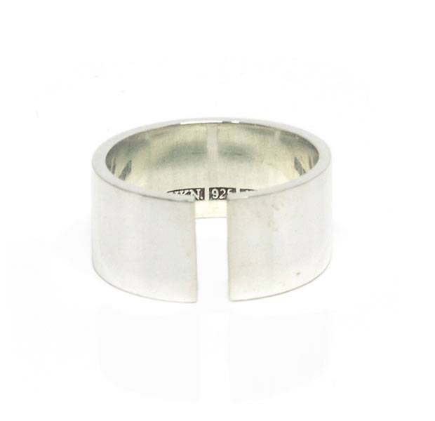 "UNKNOWN. U505 "" FIT "" M RING / SILVER"