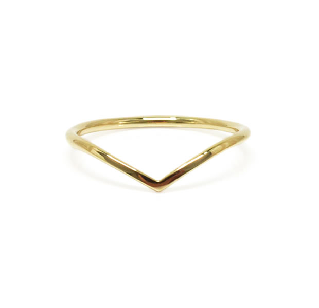 """UNKNOWN. U507 """" VICTORY """" S RING / K10GOLD"""