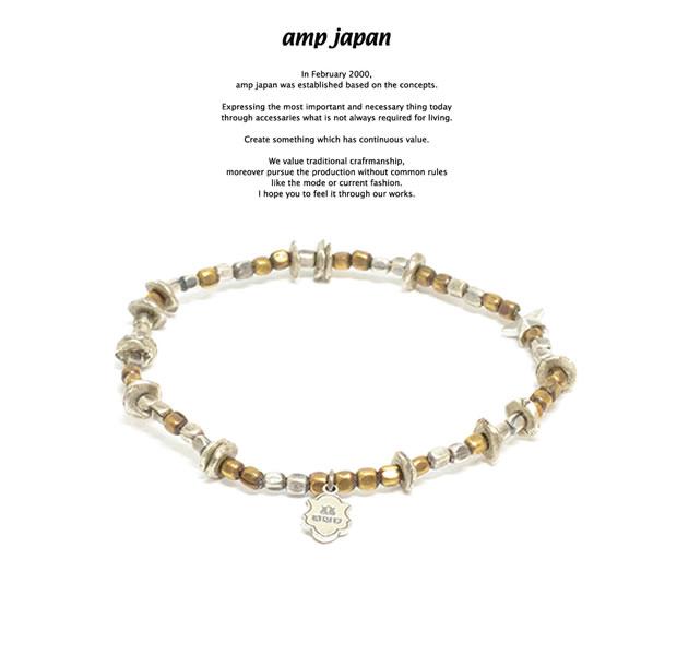amp japan 17AHK-431 Seed & Nugget Bracelet & Anklet