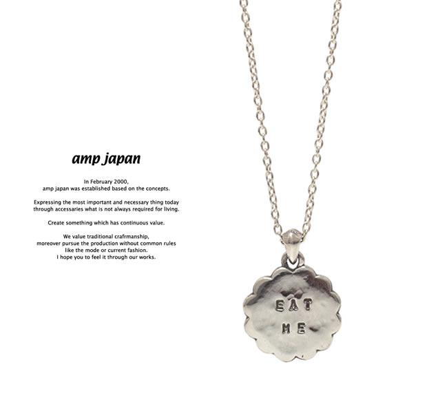 amp japan 17AJK-150 EAT ME Necklace