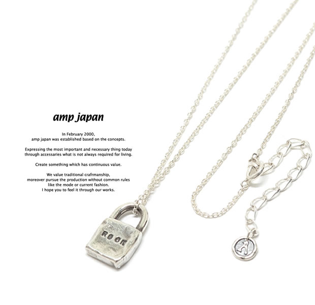 amp japan 17AJK-159 ROCK Necklace