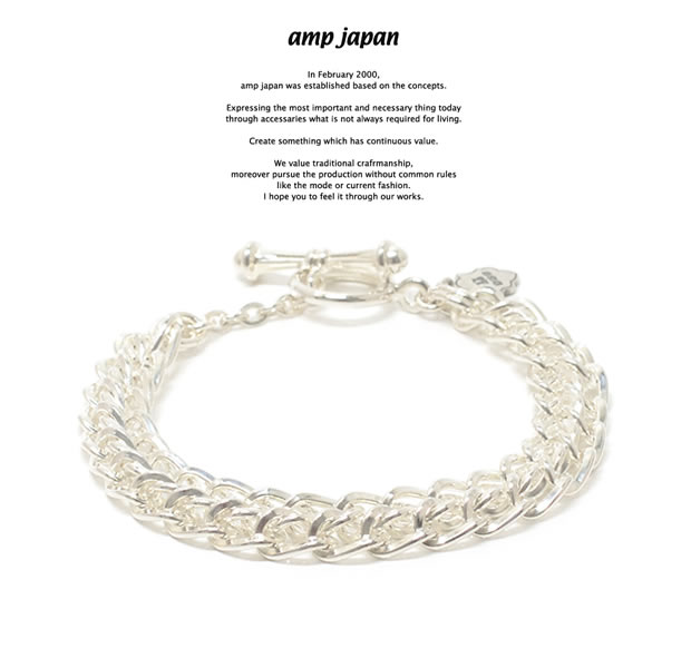 amp japan 17AJK-443 Combination Bracelet