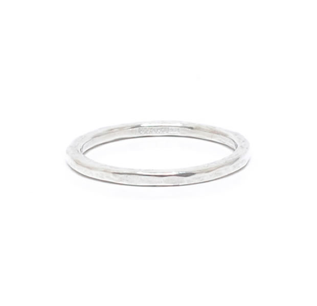 "UNKNOWN. U511 "" HIT "" RING / SILVER"