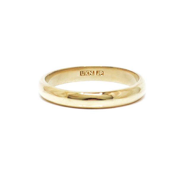 "UNKNOWN. U514 "" INSTEP2 "" RING / BRASS"