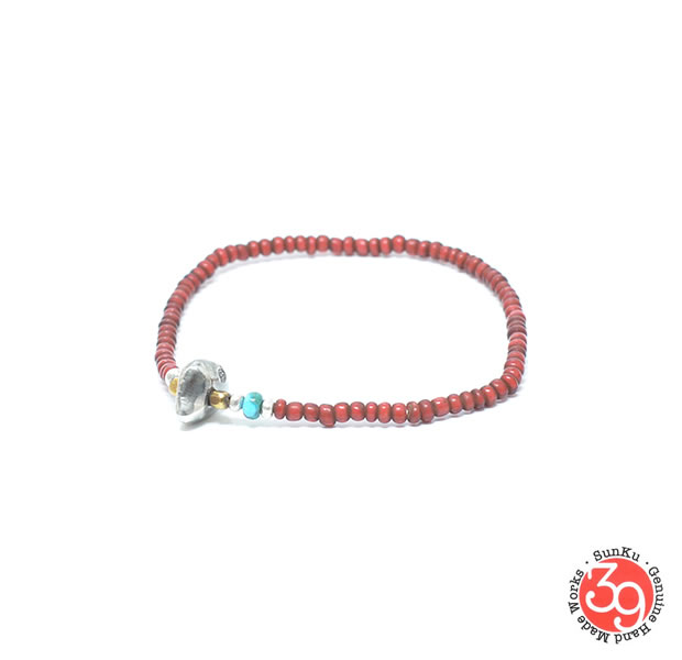 Sunku SK-203 Antique beads Bracelet
