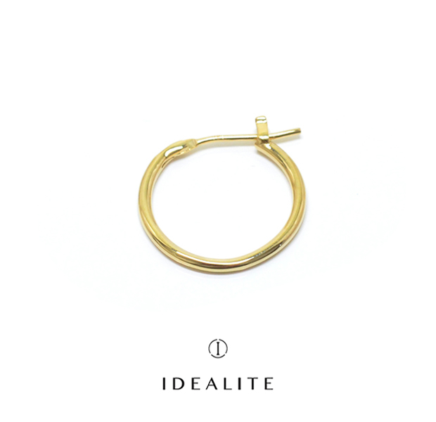 IDEALITE IDL-P-0039/1.8mm K18YG