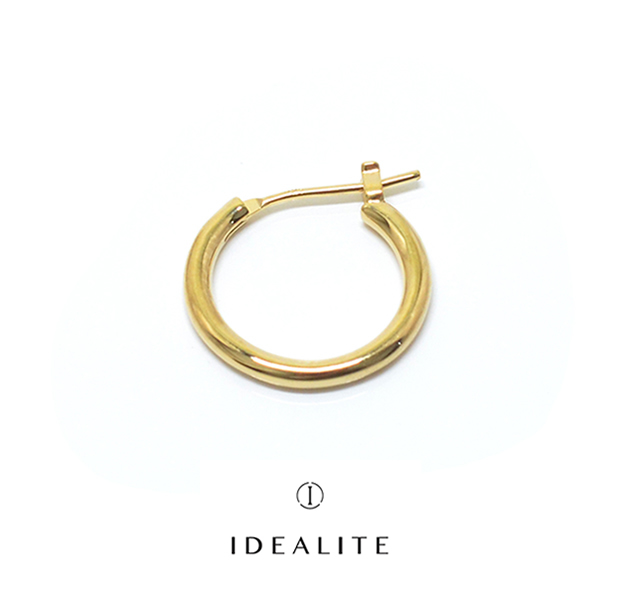 IDEALITE IDL-P-0040/1.8mm K18YG