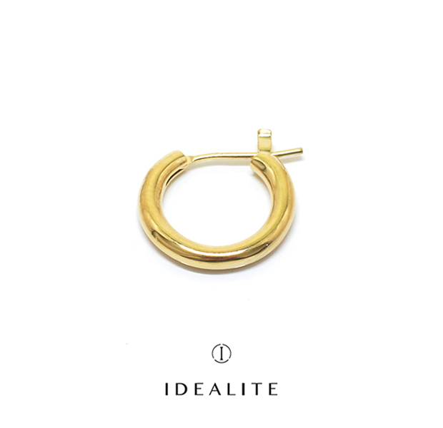 IDEALITE IDL-P-0043/1.8mm K18YG