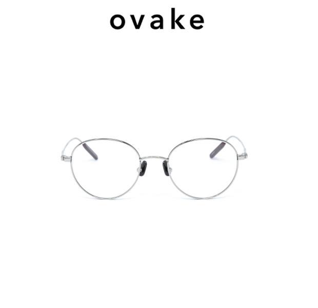 ovake OVK-01 c-1 / silver×black